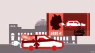So werden Elektroautos im Ländervergleich gefördert