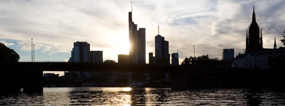 Morgen Frankfurt guten morgen aus frankfurt martin hock deutschland stark und china