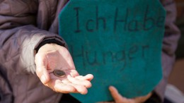Die Deutschen haben besonders große Angst vor der Armut