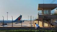 Ein Symbol des nationalen Stillstands: Der Flughafen Hellinikon in Athen ist nur eines von vielen finanziellen Projekten, das in Griechenland nur schwerfällig vorankommt.