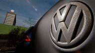 Volkswagen bestreitet weiterhin, dass es belastende Dokumente über die Dieselfahrzeuge geben soll.