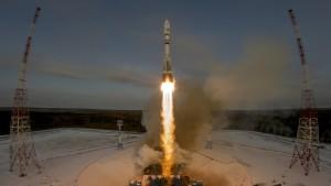 Russlands Weltraumbahnhof soll nächstes Jahr fertig sein