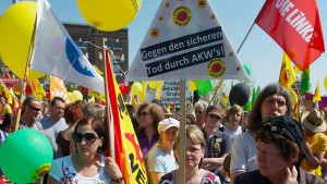 Streit um Uranfabrik Urenco wird schärfer