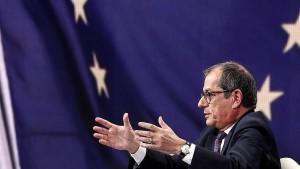 Italien akzeptiert keine Strafen der EU
