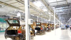 Deutsche Industrie plant Rekordsumme für Auslandsinvestitionen