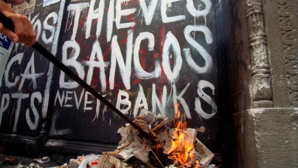 Staatsbankrott in Argentinien