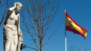 Merkel will Spanien offenbar unter den Rettungsschirm drängen