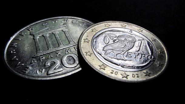 Tschüss Euro, Hallo Drachme