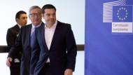 Athener Ökonomen kritisieren Kompromiss