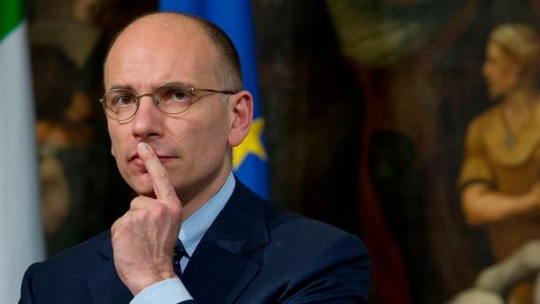 Italiens Reformprogramm kommt nicht voran