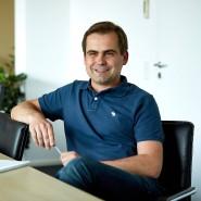 Jaroslaw Kutylowski ist Geschäftsführer des Kölner Übersetzungsdienstes Deep L, zuvor war er seit 2012 Technikchef des Unternehmens.