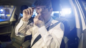 Wie übermüdete Autofahrer künftig gestoppt werden sollen