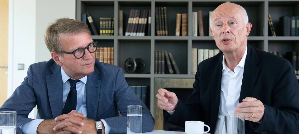 """""""Die Klimapolitik kann der eigentliche Sinn der Koalition werden"""""""