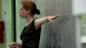 Rosige Zeiten für Lehrer
