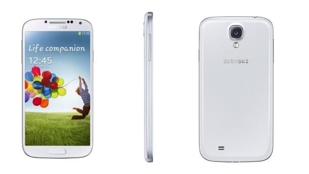Samsung Electronics unveils Galaxy S4