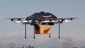 Amazon will Pakete mit Drohnen ausliefern
