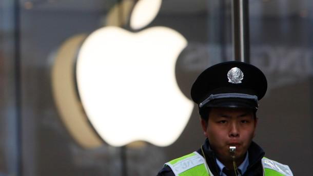 Wie Apple in China reich wird - und doch Probleme bekommt