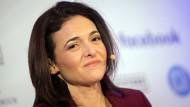 Will Menschen dabei helfen, mit Trauer umzugehen: Facebook-Geschäftsführerin Sheryl Sandberg