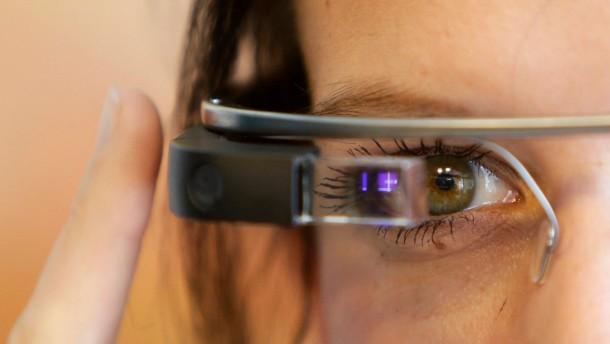 Datenschutzsoftware wirft Google Glass aus den Netzwerken
