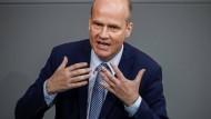 """""""Vereinfachung und Transparenz"""": Der stellvertretende Vorsitzende der Unionsfraktion, Ralph Brinkhaus"""