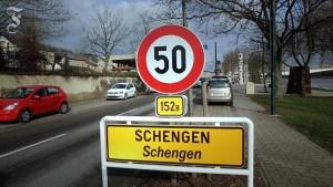 Die kleine, heile Welt von Schengen