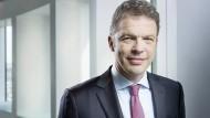 Die Karriere geht voran, auch an der körperlichen Fitness hapert es nicht: Christian Sewing, 47, neuer Chef der Deutschen Bank.