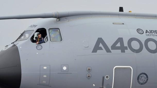 Airbus soll interne Dokumente der Bundeswehr ausgenutzt haben