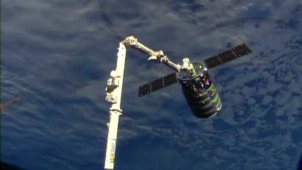 Privatflug zur Internationalen Raumstation