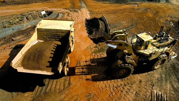 Frauen sind die besseren Minenlastwagenfahrer