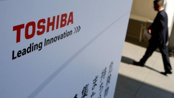 Toshiba erwägt Börsengang der Chipsparte