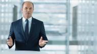 Neuer Konzernchef beim Chemieriesen BASF: Martin Brudermüller