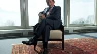 Ist dieser Mann der Grund für das langsame Wachstum bei Nestlé? Einige Investoren meinen, dass Paul Bulcke (hier 2014 noch als Konzernchef) den Umbau unter dem heutigen CEO Ulf Schneider blockiert.