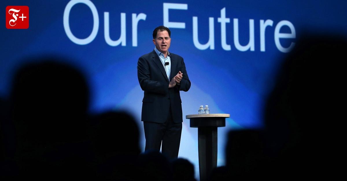 Rückkehr zu den Branchenriesen der IT: Dell ist wieder im Spiel