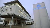 Die Firmenzentrale der Grammer AG in Amberg: die Investorenfamilie Hastor geht mit dem Aufsichtsrat auf Konfrontationskurs.