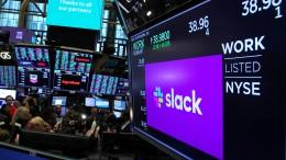 Salesforce übernimmt Slack für 27,7 Milliarden Dollar