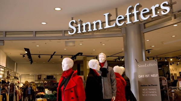 Sinnleffers Aktuell News Der Faz Zum Modehaus