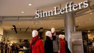 Eine Sinn-Leffers-Filiale in der Mainzer Innenstadt: Das Unternehmen hat nun Insolvenz beantragt.