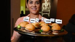 Mit Hamburgern die Welt retten