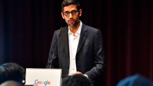 Do we have to be afraid of Google, Mr. Pichai?