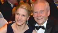 Bahnchef Grube und Köchin Poletto wollen heiraten