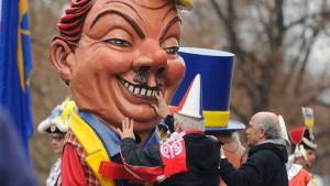 Karnevalsorden für Millionen