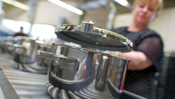 Kochtopf-Produktion wandert aus Deutschland ab
