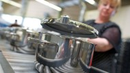 """Schluss mit """"Made in Germany"""": WMF-Kochtöpfe kommen bald aus dem Ausland"""
