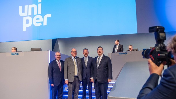 Energiekonzern geht mit neuer Spitze in Zusammenarbeit mit Fortum