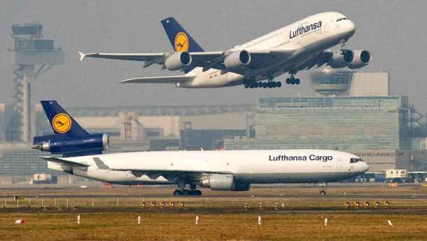 Lufthansa vor einer Zäsur