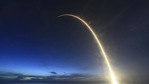 Planspiele für Raketenstarts in der Nordsee