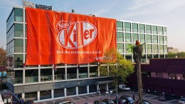 Nestlé ist böse, Nestlé ist der Feind