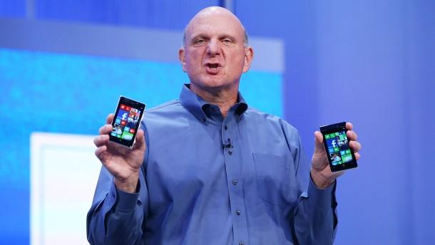 Microsoft auf wackligem Fundament