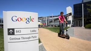 Hollywood dreht Film über Google