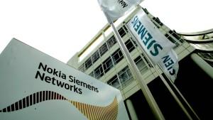 Umbau von Nokia Siemens größer als gedacht